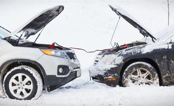 نگهداری از باتری ماشین در زمستان